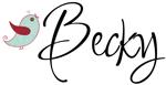 Becky-signature