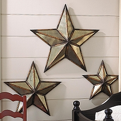 Star Mirror Wall Decor Star Mirror Wall Decor Decorating on Sich