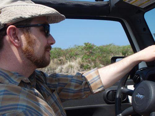 Alan jeep