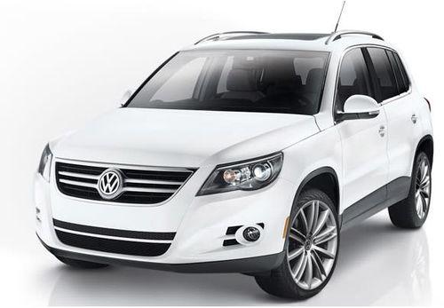 Оновлений кросовер: Volkswagen Tiguan 2011